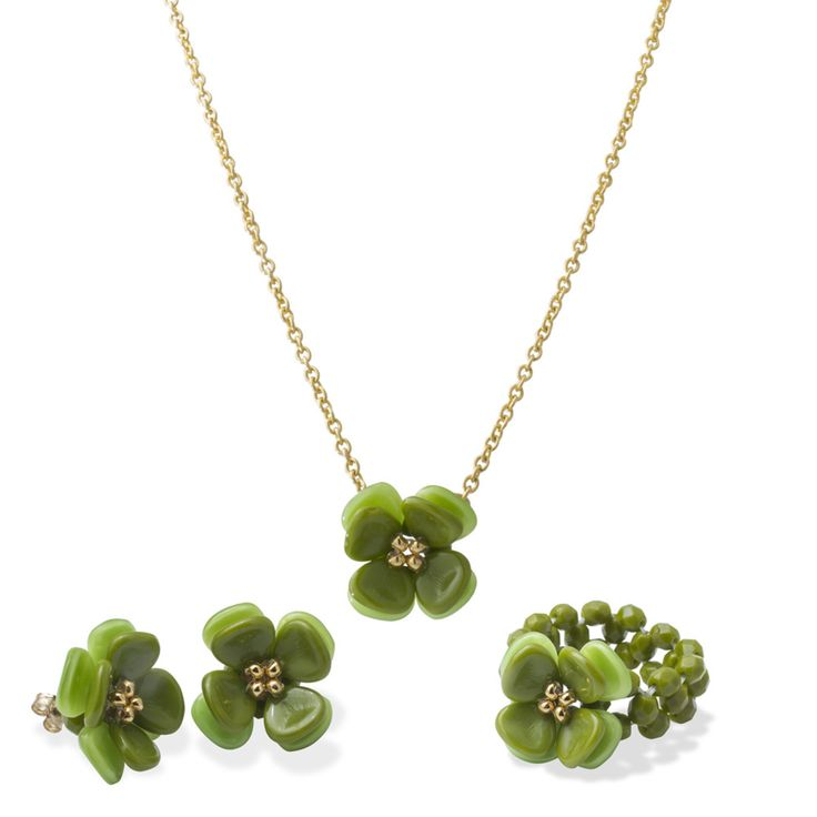 Clover Petal Set | Fusion Beads Inspiration Gallery