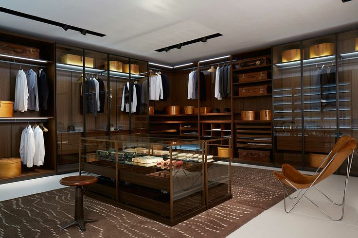 Porro Salone Del Mobile 2014 Walkin Systems For Closets