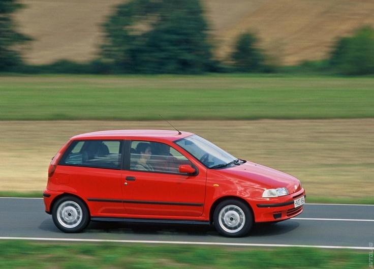 1993 Fiat Punto