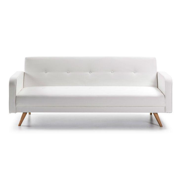 LaForma :: Sofa rozkładana Regor biała - LaForma S202U05 | 9design Warszawa