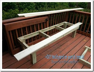 6424 best DIY  Outdoor Projects images on Pinterest   Outdoor projects  Garden  ideas and DIY6424 best DIY  Outdoor Projects images on Pinterest   Outdoor  . Outdoor Bench Project Plans. Home Design Ideas