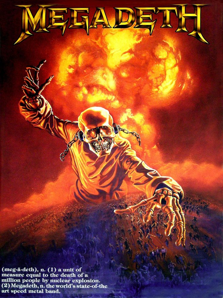 Megadeth Album Covers 17 Best images about B...
