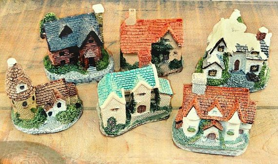 Museum Collection Inc. Village 1987 Miniature by RustbeltTreasures, $