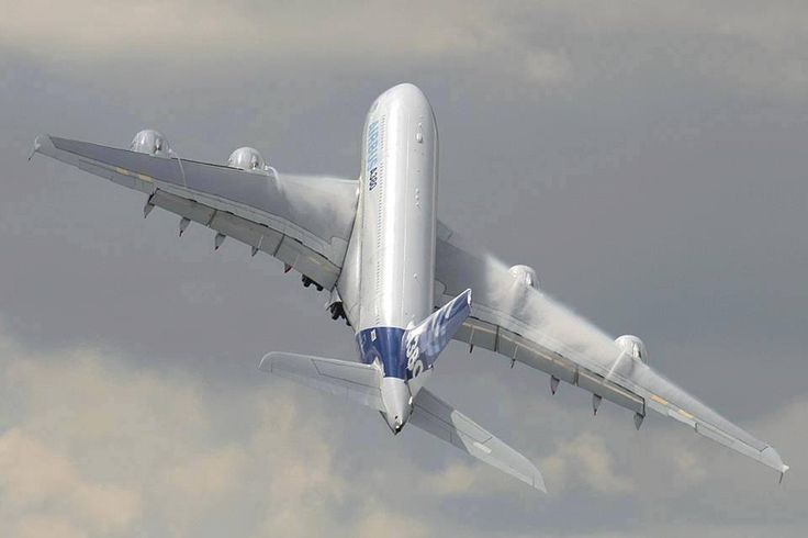 KING OF THE SKIES - Airbus A380