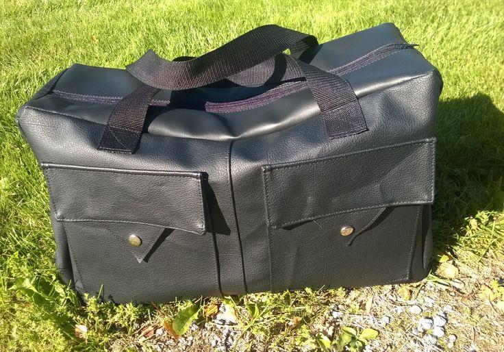 Nahkalaukku, leatherbag