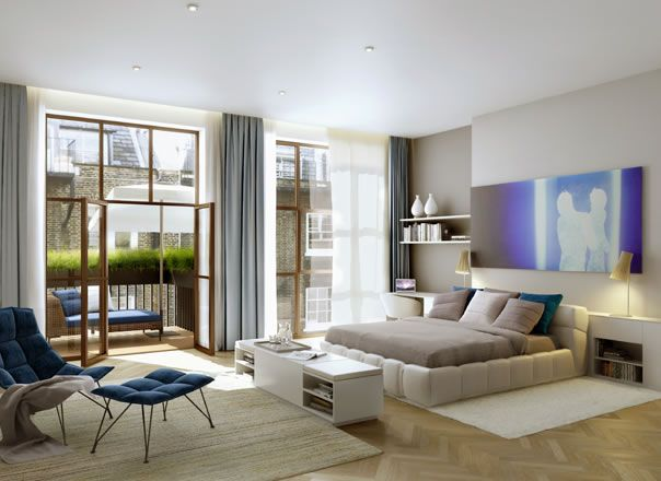 26 Albemarle Street London Living Projects Eric Parry Architects