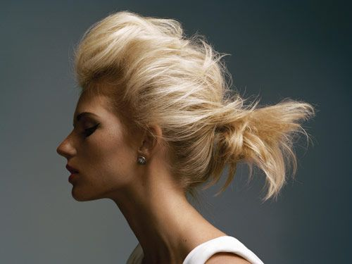 Six Messy Cute Ponytails for Short Hair – The Mini Ponytails
