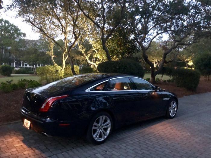 Dan S 2012 Jaguar Xj X351 Sir Jag Autoshrine Registry Jaguar Xj Jaguar Registry
