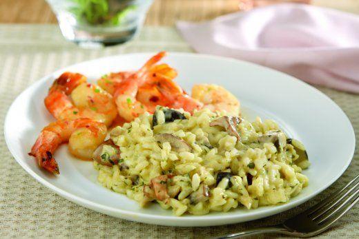 Mushroom Risotto KitchenAid Multi-Cooker Recipe