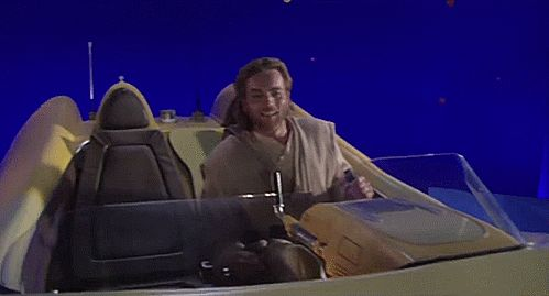 I DIDNT KNOW HE PLAYED OBI-WAN! One of the greatest gifts Scotland has ever given besides Capaldi and Tennant.