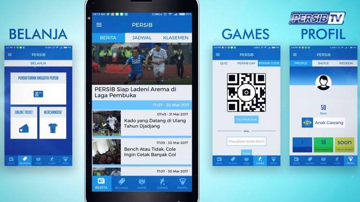 Bismillah.. Kemudahan dan keistimewaan dalam genggaman #PERSIBApps sudah tersedia di PlayStore https://play.google.com/store/apps/details?id=com.persib.persibpass #PERSIB  Unduh sekarang dan selamat memburu #PERSIBCode di area #LaunchingPERSIB stadion Siliwangi mulai 15:30 WIB-selesai malam nanti. #PERSIBday  Masukan,saran, kritik dari Bobotoh sangat berarti utk pengembangan apps ini, silakan tuliskan di kolom komentar di bawah ini. Hatur nuhun.