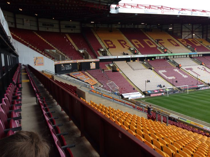 Valley Parade 15.03.14