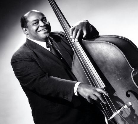 WILLIE DIXON - INFLUENTIAL BLUES COMPOSER FOR MUDDY WATERS, HOWLIN' WOLF, LITTLE WALTER AND SONNY BOY WILLIAMSON AMONG OTHERS. HE WAS ALSO A MUSICIAN AND ARRANGER.