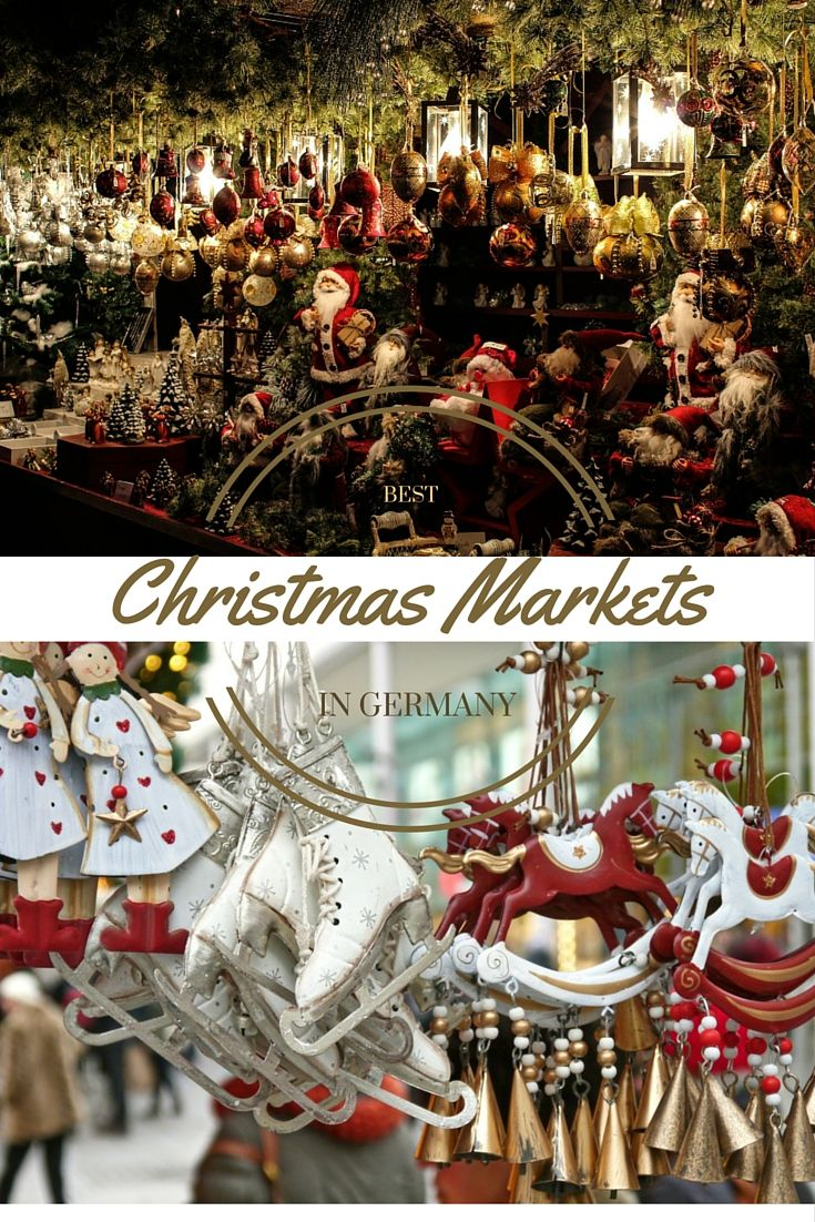 Tips for visiting the best Christmas Markets in Germany.Christmas is such a magical time! Find tips for Cologne,Munich,Nurenberg,Berlin and more places! For more Europe stories, check out www.europediaries.com :)