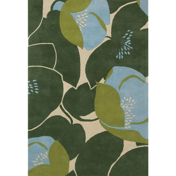 Amy Butler Field Poppy Rug | design+space+love=Home