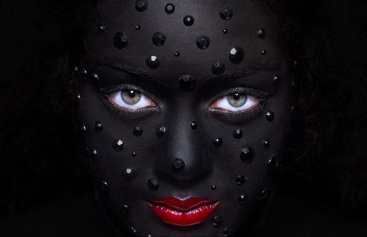 Christian Louboton Styles make up. @Ashley Walters-livjamieson Photography