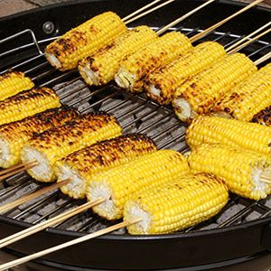 This recipe for Gazebo Room Grilled Corn on the Cob is perfect for grilling season, and it makes the perfect side dish to go with your Gazebo Room Marinated Meats. http://gazeboroom.com/recipes/gazebo-room-grilled-corn-on-the-cobb/