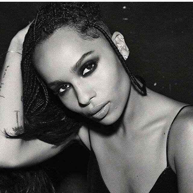 Happy 28th Birthday to actress and LOLAWOLF frontwoman, Zoë Kravitz --> http://www.afropunk.com/photo/happy-birthday-zo-kravitz