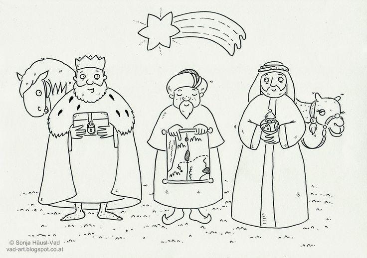 Ausmalbilder zur Bibel