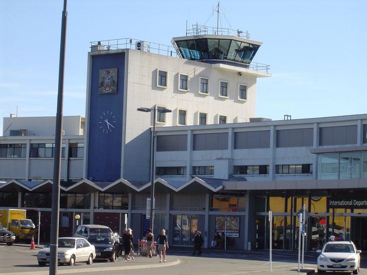 domestic terminal christchurch - paul pascoe