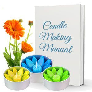 Famous Candle Making Manual Written By Deborah Ward Of Natures Garden This Is A Free Candle