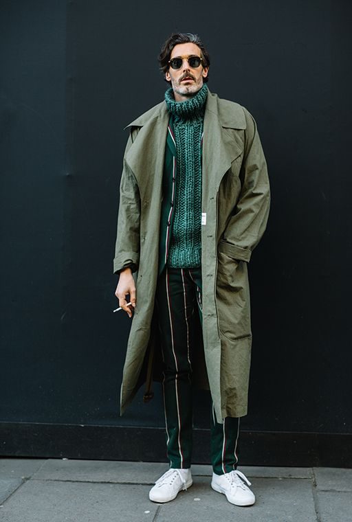 The street style stars are taking over the streets of London. See them here now...