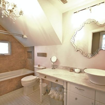 Bathroom Design Slanted Ceilings Ceilings Design Bathroom