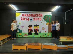 decoracion graduacion infantil - Buscar con Google