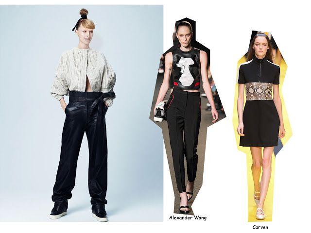 StyleSpectra: Trend Alert SS15 - Sportswear Feeling