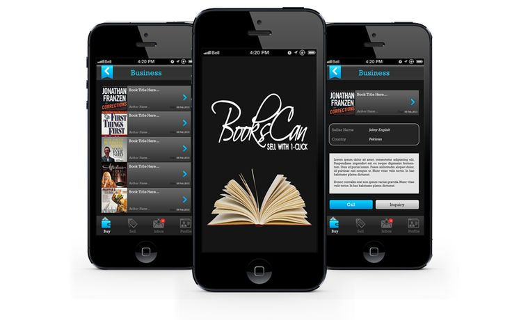 Books Trading application enables the user to buy and sell second hand books using a QR code scanner. The book information will be auto filled after scanning. The user will only enter the demand price and all others in the circle would be able to see his demand, which can be accepted on requirement by other users and a sale can take place.