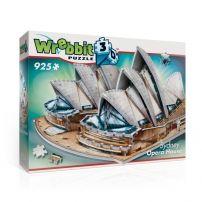 Puzzle 3D Sydney Opera - 925 elementów  #puzzle #puzzle 3d