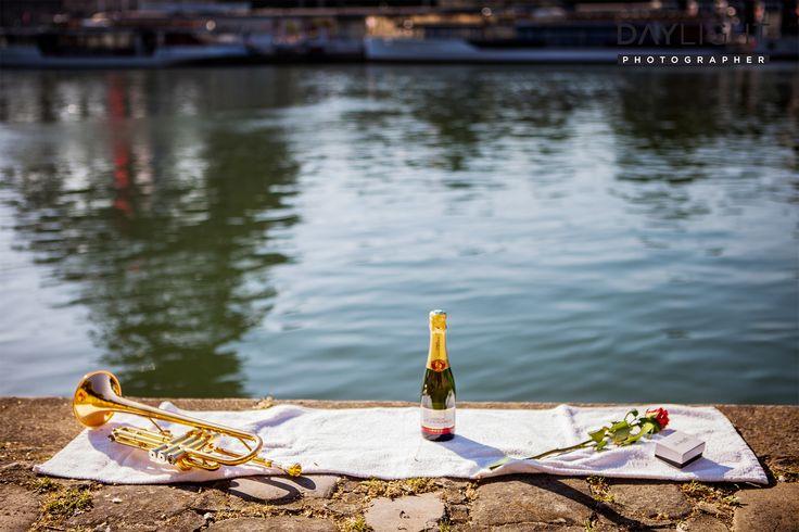 Heiratsantrag in Paris mal anders erleben! http://daylightphotographer.de #heiratsantrag #verlobung #paris #fotografen