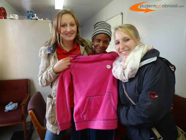 Nice Picture from #Volunteers in #CapeTown