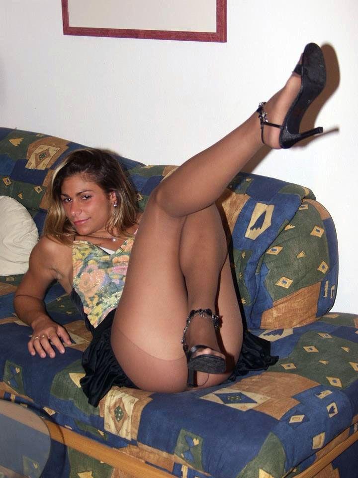 Boob butt amateur spank