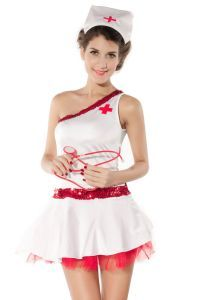看護婦   ナース   コスチューム   コスプレ   クラシック-cc8683 - コスプレ衣装通販 コスチューム販売 「コスクール」@ローズヒップ