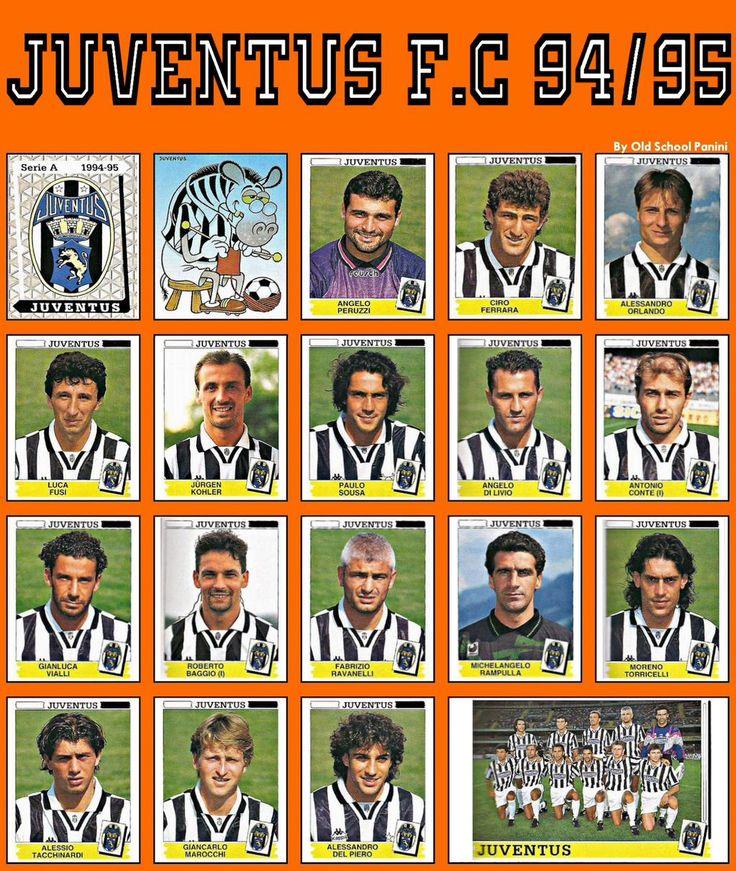 Juventus FC 1994-95