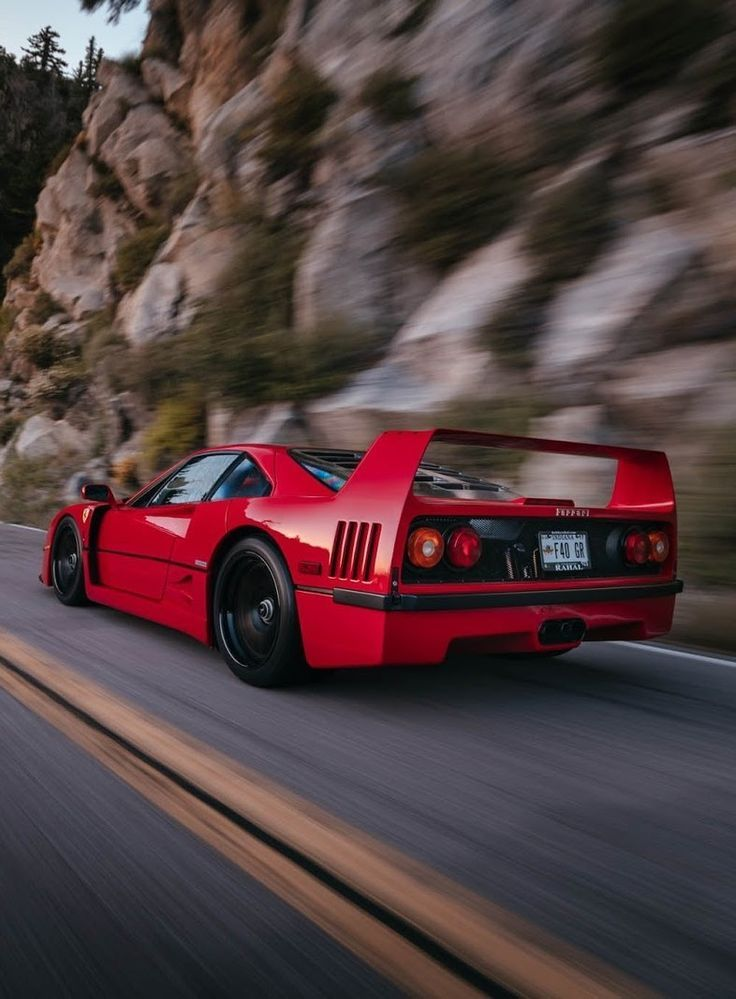 There are few cars held in as high regard as the #Ferrari F40 , one of the finest to ever wear the Prancing Horse. Just 1,315 examples left the Maranello factory and, unlike many modern supercars, ...