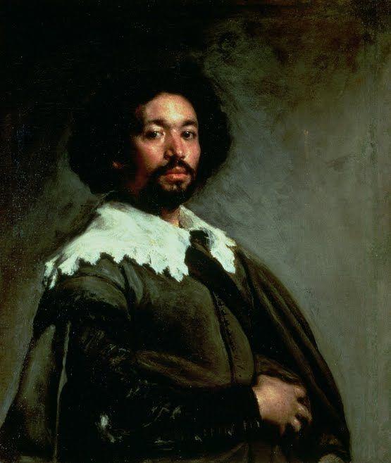 Diego Velázquez, Portrait of Juan de Pareja, 1650 | Art of the Day | Magazine | Artfinder