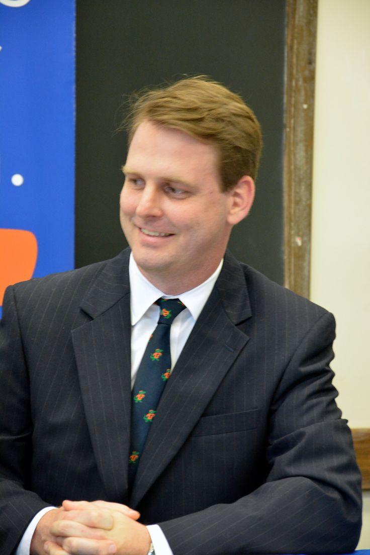 Christopher Mullin (PhD '08 in Higher Education