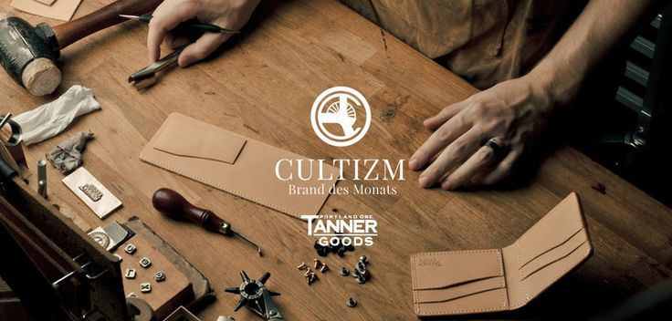 The maker's mark of the American West Coast, which has set itself above all by its leather products, was founded in 2006 in Portland. The background of the leatherforge consists of various technical, design and craft areas as well as a heterogenous family of employees. The founders Sam Huff and Jevan Lautz themselves grew up in a small mountain town in Oregon which resulted in their high appreciation for manual labor and craftsmanship.