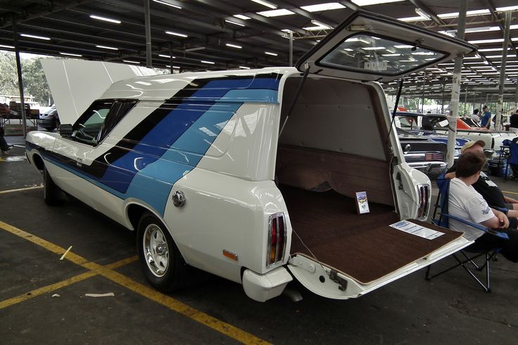 1977 Chrysler CL Valiant Drifter Panel Van
