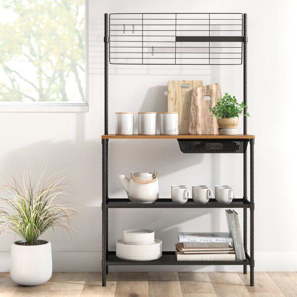 Daphne Steel Baker S Rack In 2020 Affordable Storage Kitchen