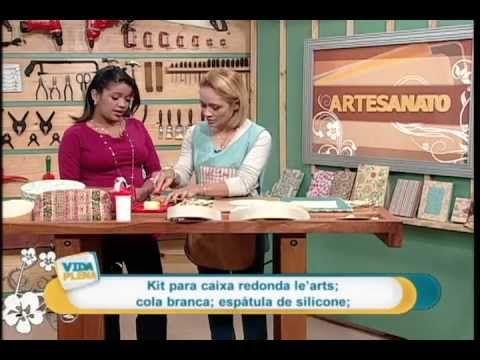 Artesanato: técnica para embalagem