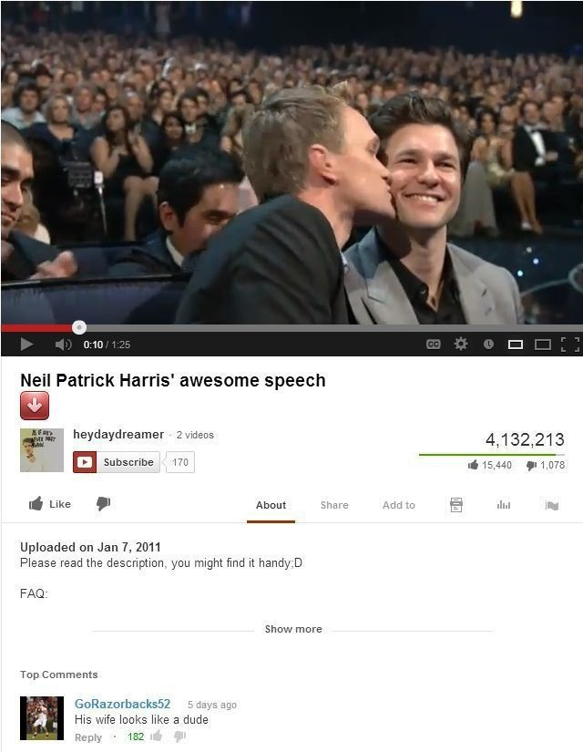 Best Humor Stuff I Find On The Internet Images On Pinterest - The 26 funniest youtube comments of all time
