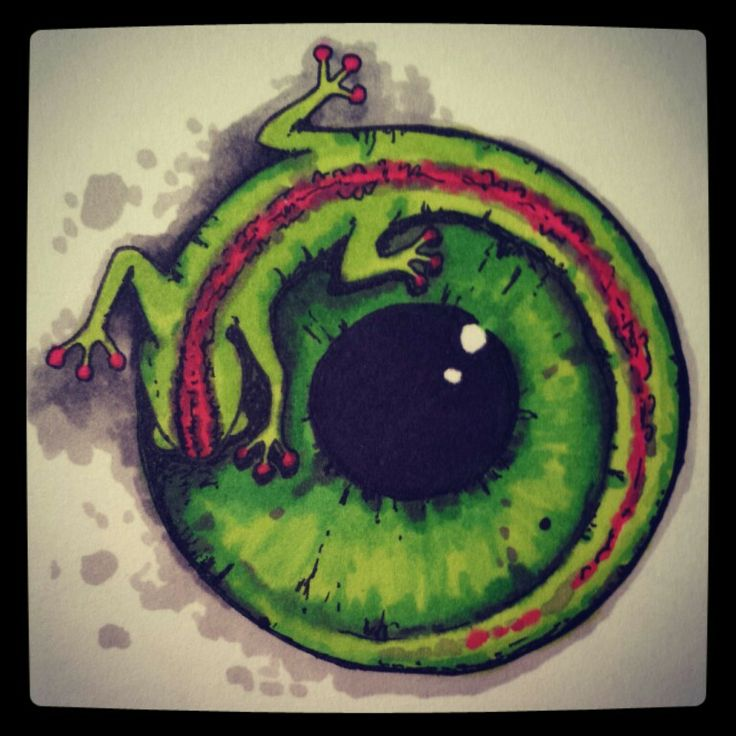 Evil Chameleon Tattoo: 1000+ Images About Lizards On Pinterest