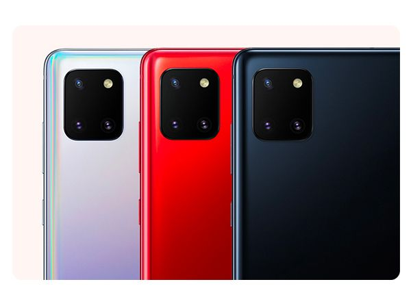 Samsung Galaxy Note10 Lite Aura Glow 8gb Ram 128gb Storage With No Cost Emi Additional Exchange Offers Amazon In Electronic Samsung Galaxy Galaxy Samsung