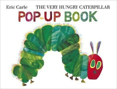 The Very Hungry Caterpillar Pop-Up Book