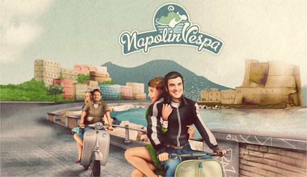 Napoli in Vespa: scoprire Napoli a bordo di una Vespa d'epoca http://www.napolike.it/napoli-in-vespa-scoprire-napoli-a-bordo-di-una-vespa-depoca/