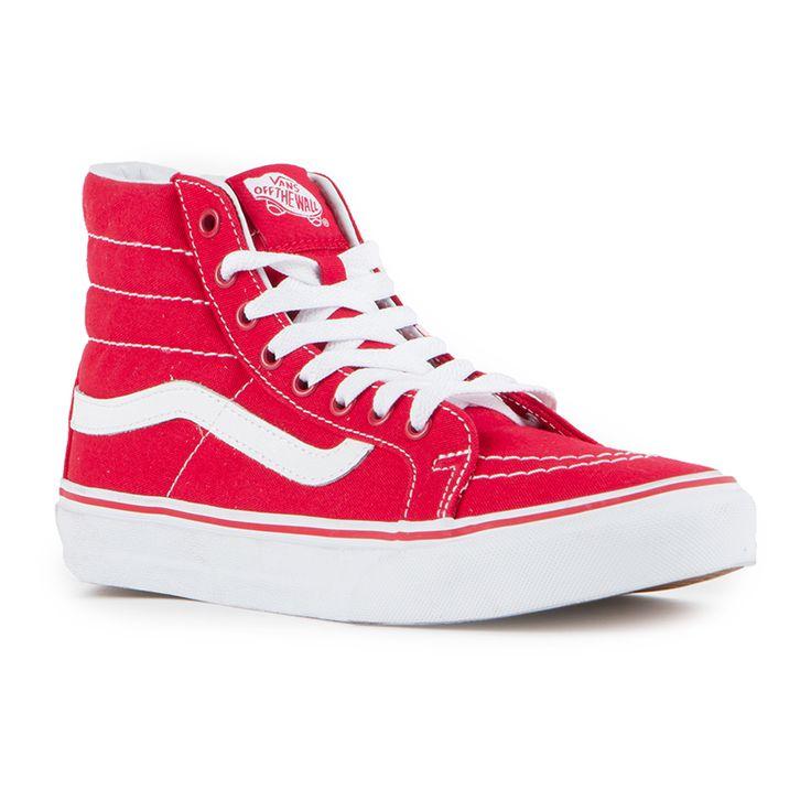 Vans Classics Sk8-Hi Slim Womens Shoes