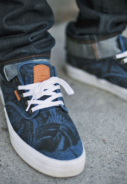 Vans // Chima Pro Signature Shoe | Raddest Men's Fashion Looks On The Internet: http://www.raddestlooks.org